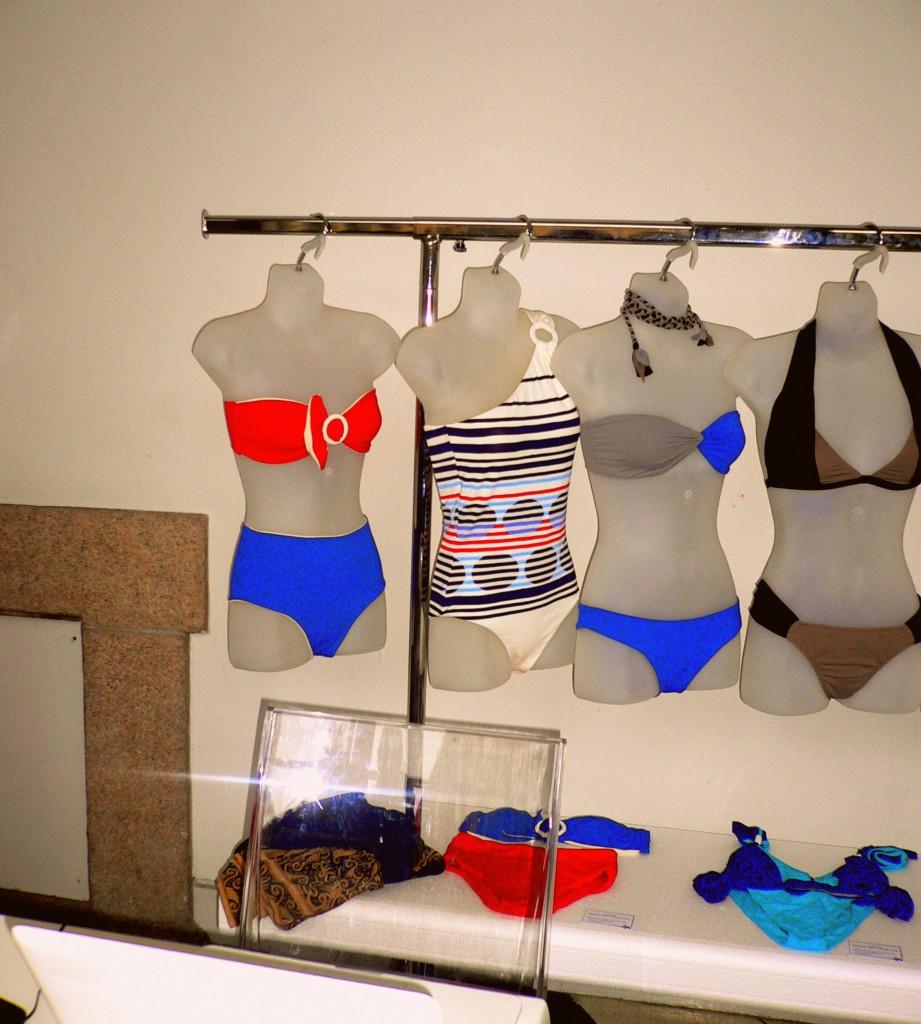 maillots de bain rétro