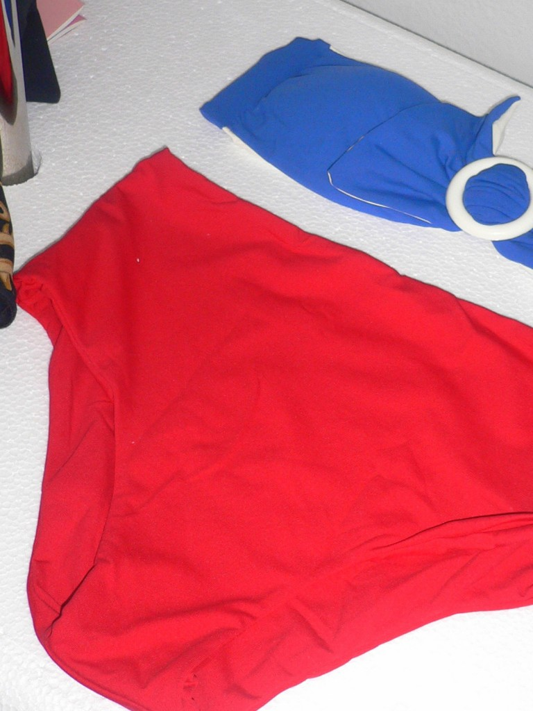 maillot de bain rétro