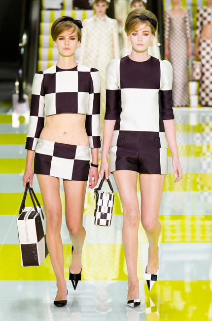 Louis Vuitton - Défilé Printemps - Eté 2013