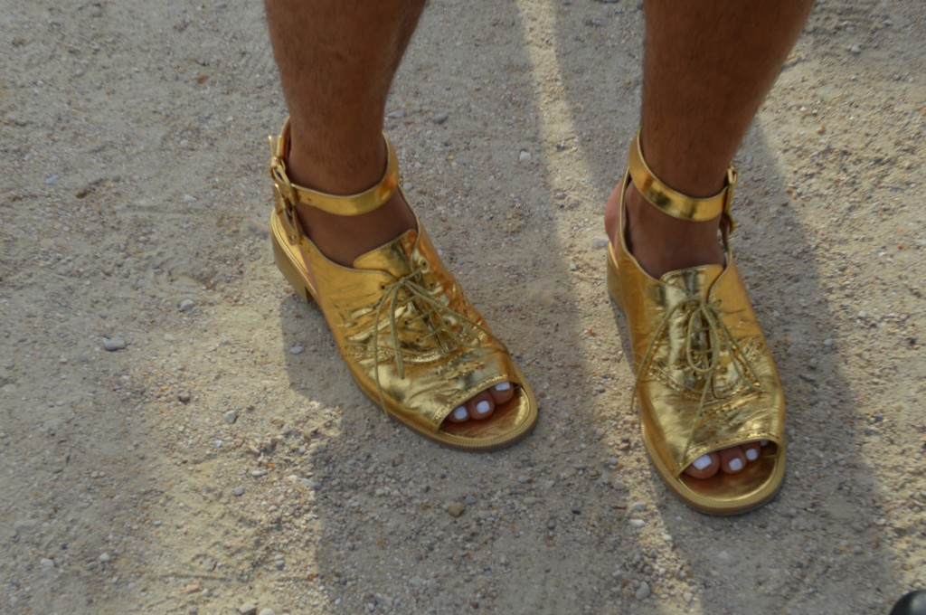 chaussures chanel été 2015