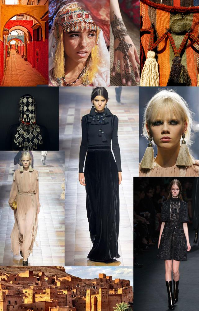 inspirations maroc lanvin