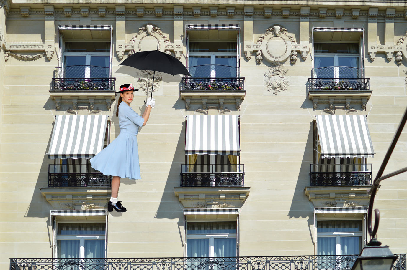 marry poppins style