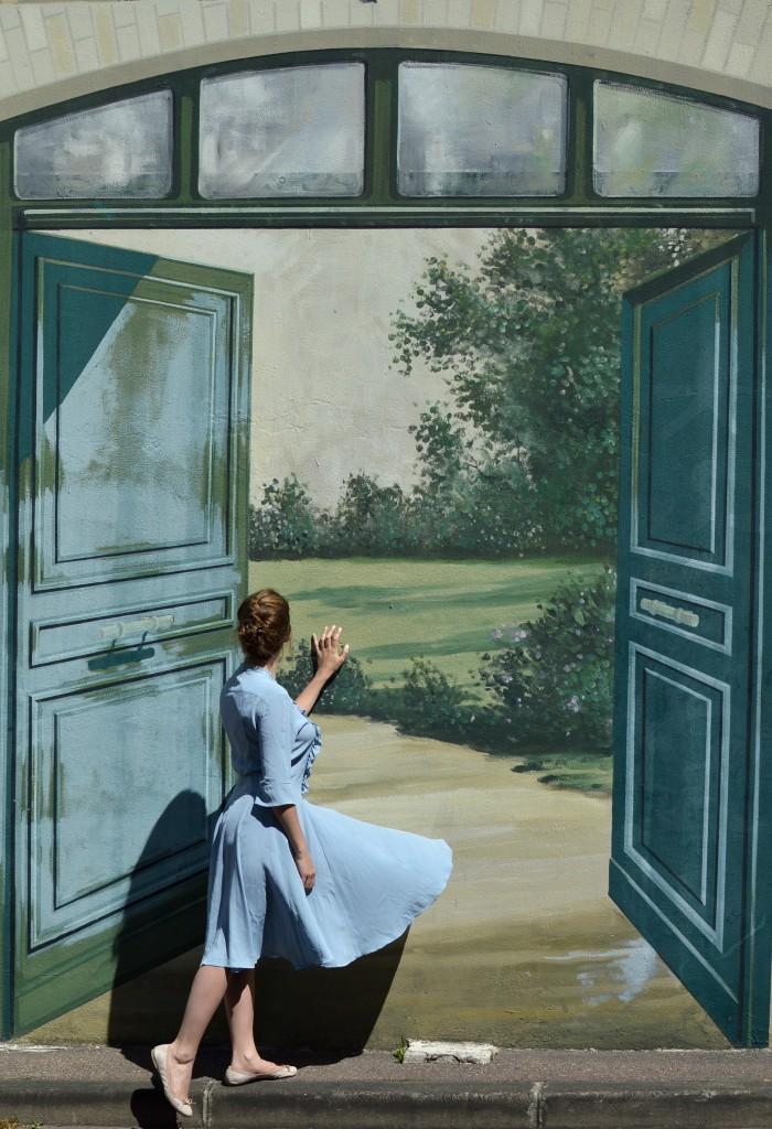 mur peint neuilly