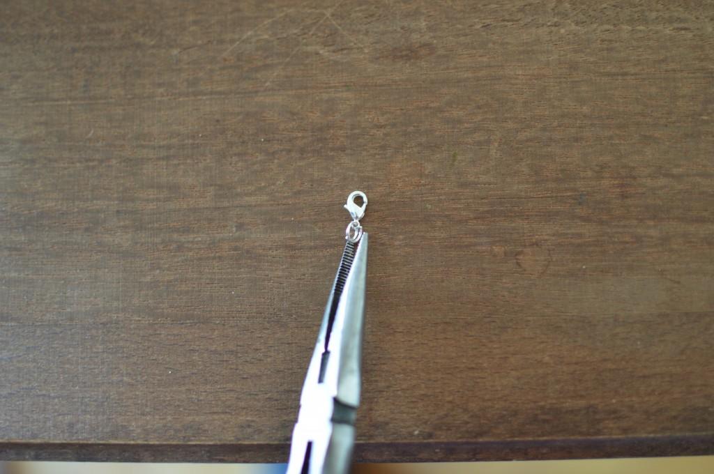 DIY bracelet chaine
