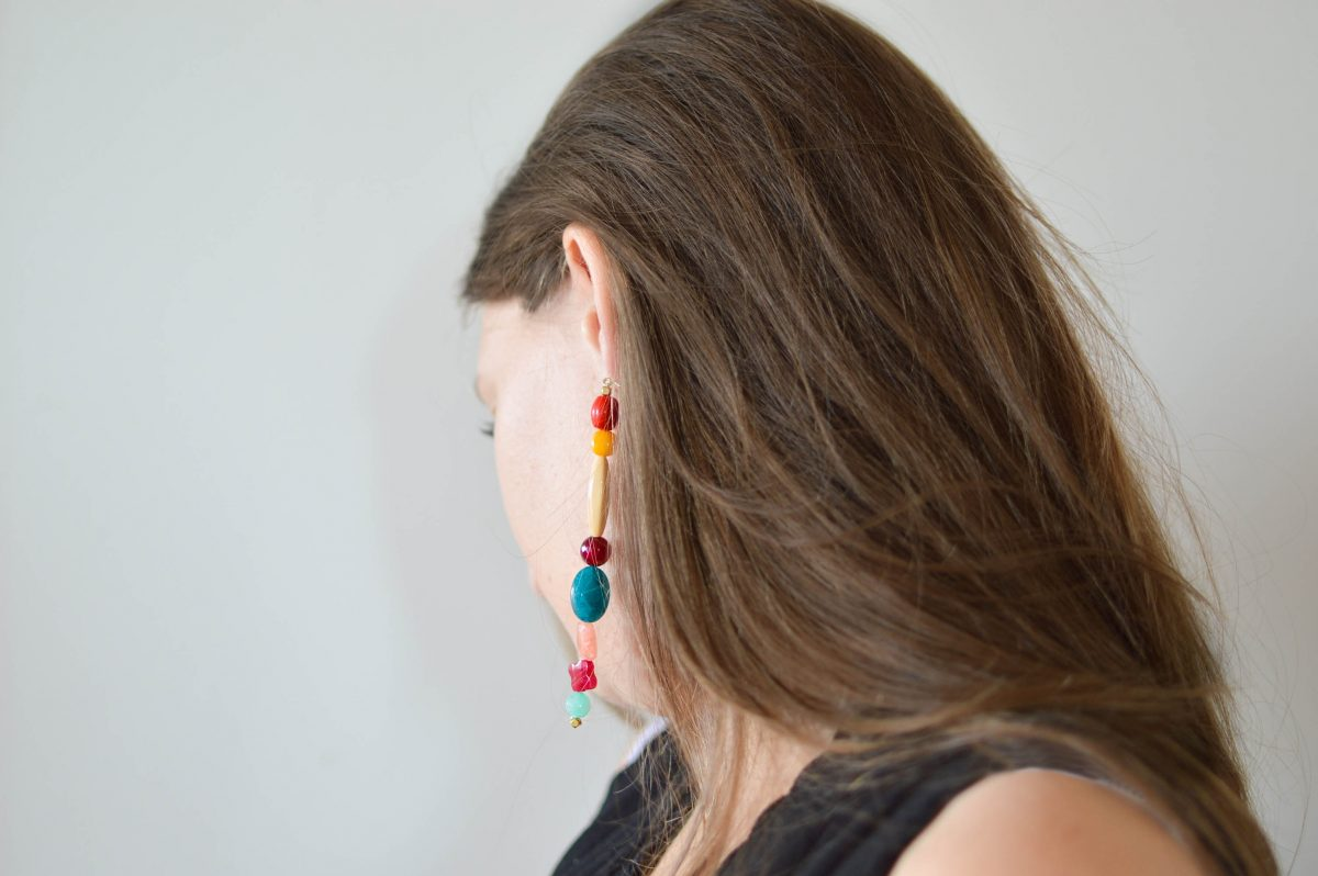 mono boucle d oreille